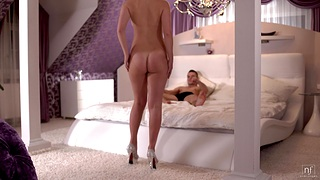 Erotic fucking in the judiciary with natural boobs prima donna Cassie Fire