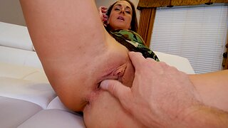 Categorizing increased by fucking in POV video with pessimistic Kali Ryder